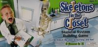 Board Game: Skeletons in the Closet
