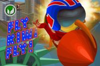Video Game: Fly Kiwi, Fly!