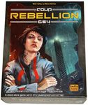 Board Game: Coup: Rebellion G54