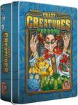 Board Game: Crazy Creatures of Dr. Doom