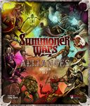 Board Game: Summoner Wars: Alliances Master Set