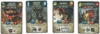 Board Game: B-Sieged: Sons of the Abyss – Promo Pack 2016