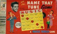 Board Game: Name That Tune