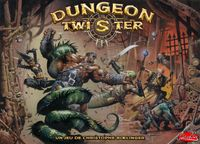 Board Game: Dungeon Twister 2: Prison
