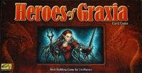 Board Game: Heroes of Graxia