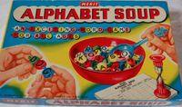 Board Game: Alphabet Soup