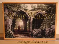 Board Game: Mage Master
