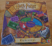 Board Game: Harry Potter and the Sorcerer's Stone Trivia Game