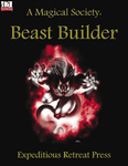 RPG Item: A Magical Society: Beast Builder