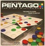Board Game: Multiplayer Pentago