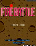 Video Game: Fire Battle
