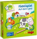 Board Game: Fädelspiel: Auf dem Land