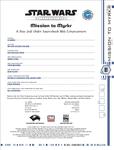 RPG Item: Mission to Myrkr