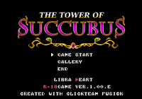 Video Game: Tower of Succubus