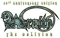 Series: Wraith: The Oblivion 20th Anniversary Edition