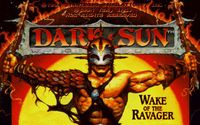 Video Game: Dark Sun: Wake of the Ravager