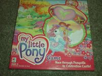 Board Game: My Little Pony: Dream Castle