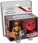Board Game: Star Wars: Imperial Assault – R2-D2 and C-3PO Ally Pack