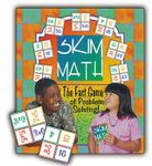 Board Game: Skim Math: Subtraction
