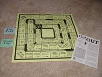 Board Game: Get Out