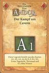 Board Game: Die Legenden von Andor: Der Kampf um Cavern