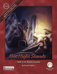 RPG Item: One Night Stands 2: Death in the Painted Canyons (Pathfinder)