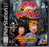 Video Game: 40 Winks
