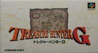 Video Game: Treasure Hunter G