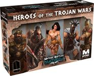 Board Game: Mythic Battles: Pantheon – Heroes of the Trojan Wars