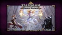 Video Game: Talisman: Digital Edition – The Sacred Pool Expansion