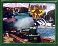 Board Game: Australian Rails