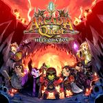 Board Game: Arcadia Quest: Inferno – Kickstarter Exclusives