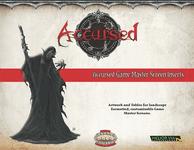 RPG Item: Accursed Game Master Screen Inserts