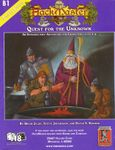 RPG Item: B1: Quest for the Unknown