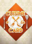 Board Game: Cuisine a la Card