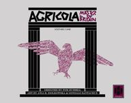 Board Game: Agricola, Master of Britain