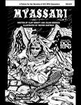 RPG Item: Myassari, Patron of Birth and Decay