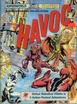 RPG Item: Trouble For HAVOC