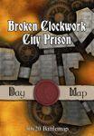 RPG Item: Broken Clockwork City Prison