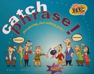 Board Game: Catch Phrase!