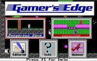 Video Game Compilation: Gamer's Edge Sampler