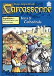 Board Game: Carcassonne: Expansion 1 – Inns & Cathedrals