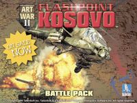 Video Game: The Operational Art of War II: Flashpoint Kosovo