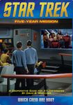 Board Game: Star Trek: Five-Year Mission