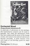 RPG Item: The Enchanted Wood: DragonQuest Adventure Three