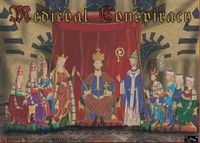 Board Game: Medieval Conspiracy