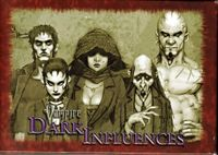 Board Game: Vampire: Dark Influences