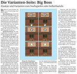 Board Game: Zooloretto: Big Boss