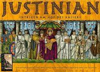 Board Game: Justinian