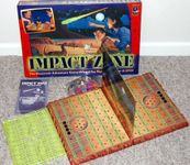 Board Game: Impact Zone